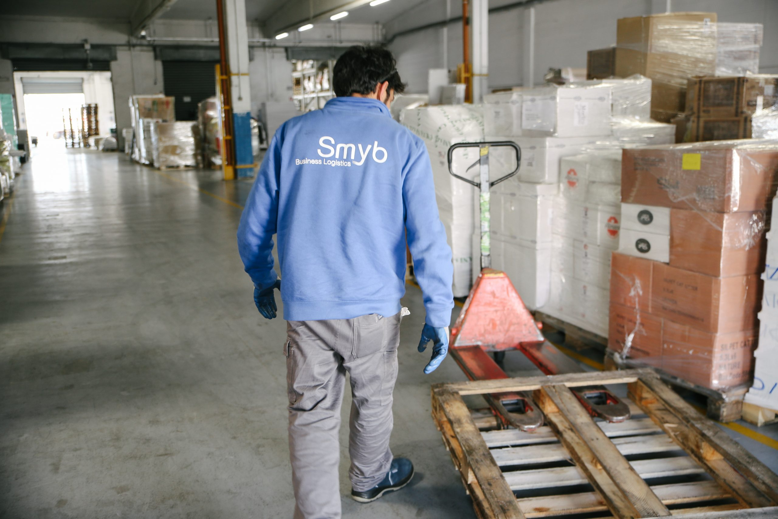Integrated logistics and E-Commerce: why choose Smyb as a partner?