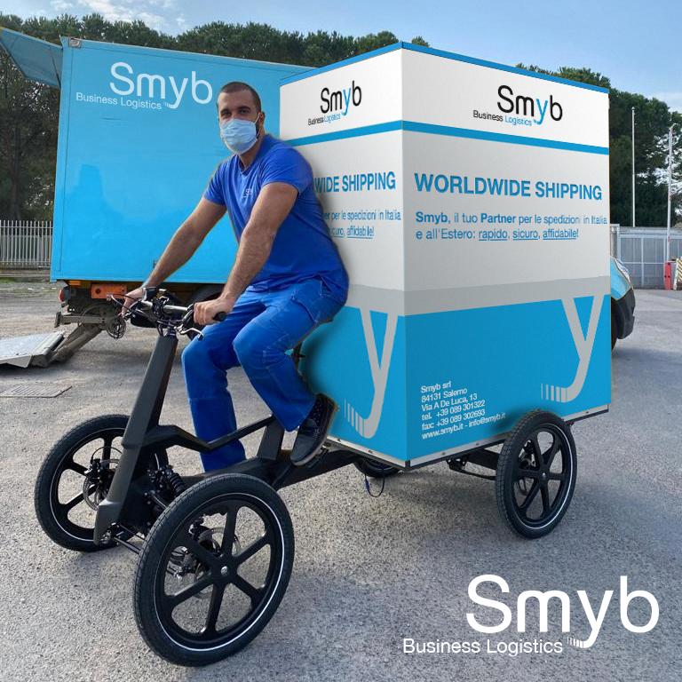 cargo bike smyb
