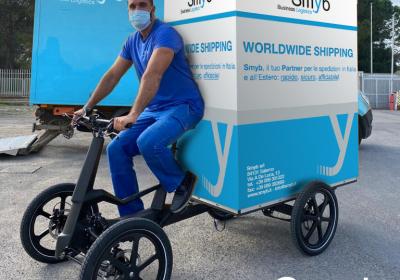 CARGO BIKE: il futuro della logistica