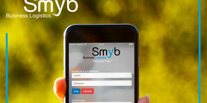Con Smyb la tua spedizione è al sicuro: scopri il track & trace!